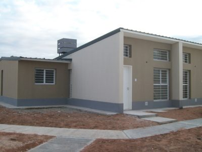 98 viviendas de cooperativa mercantil