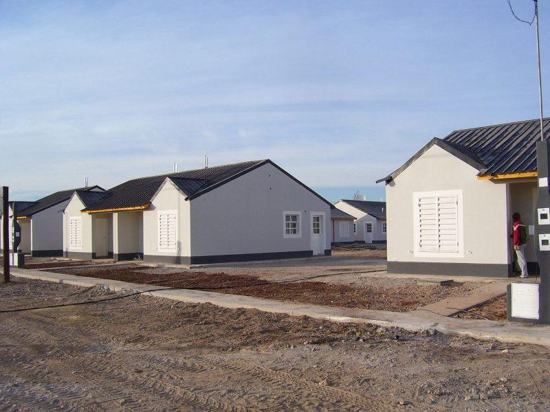 45 viviendas Plottier
