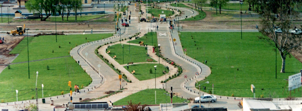 Pasaje Parque Central