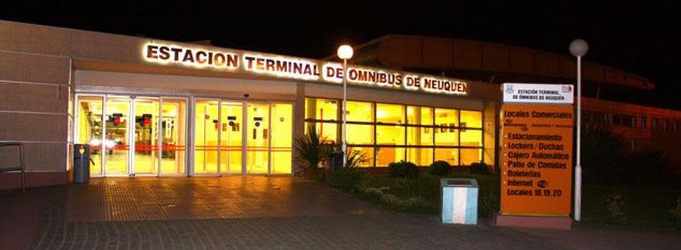 Estación Terminal de Ómnibus